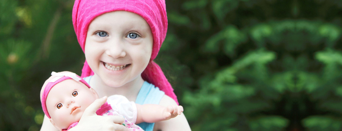 Better research will mean better treatments for childhood cancers.